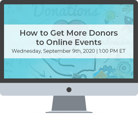 Get More Donors to Your Online Fundraisers with The Right Tools