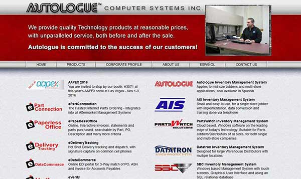 Autologue computer systems