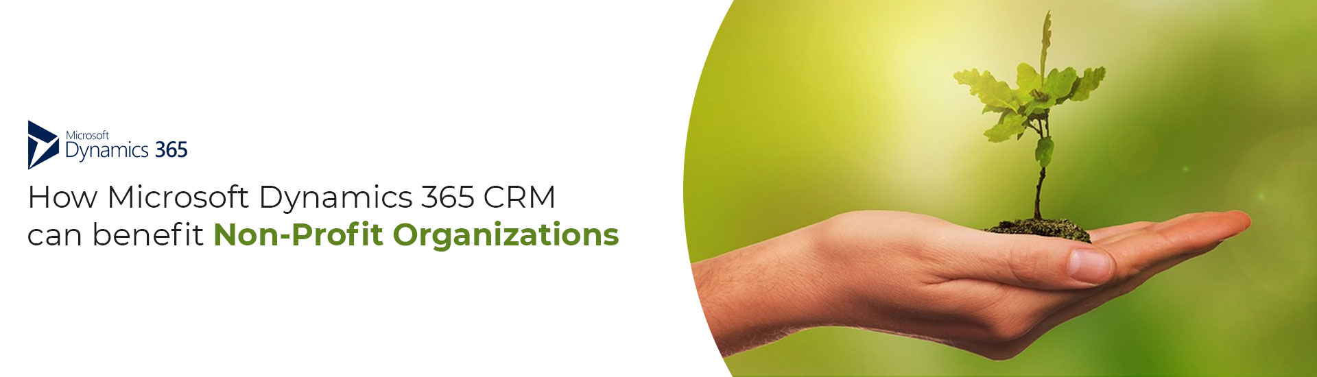 How Microsoft Dynamics 365 CRM can benefit Non-Profit Organizations